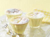 Zitronen-Soufflés Rezept