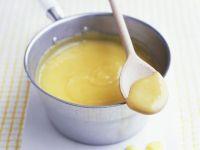 Zitronencreme nach englischer Art Rezept