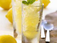 Zitronengranité Rezept