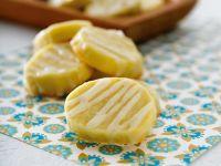 Zitronenkekse Rezept