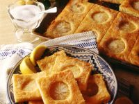 Zitronenkuchen mit Guss Rezept