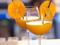 Zitrusfrüchte-Drink Rezept