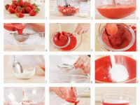 Zubereitung Erdbeermark Rezept