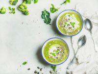 Zucchini-Kokos-Suppe Rezept