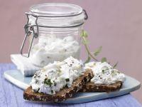 Zucchini-Kräuter-Quark Rezept