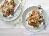 Zucchini-Tomaten-Auflauf Rezept