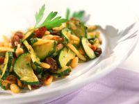 Zucchinigemüse Rezept