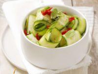 Zucchinisalat Rezept