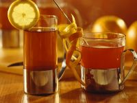 Zwei Wintergetränke Rezept