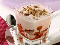 Zwetschgen-Nuss-Joghurt Rezept