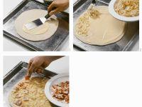 Zwiebelkuchen mit Speck Rezept