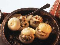 Zwiebeln gefüllt Rezept