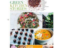 Bunt und gesund: Green Kitchen Stories