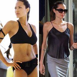 Dunn Dunner Angelina Jolie Eat Smarter