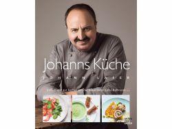 Kochbuchcover Johanns Küche von Johann Lafer