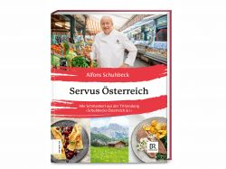 Servus Österreich Alfons Schuhbeck Cover