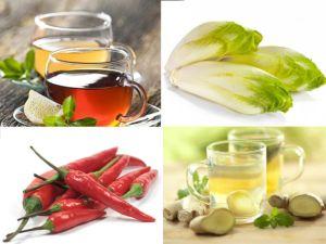 25 Lebensmittel, die uns schlank machen