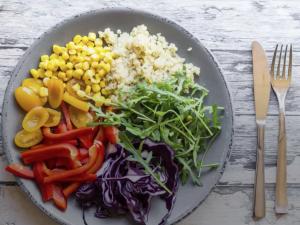 Diese 4 Fehler machen deinen Salat ungesund