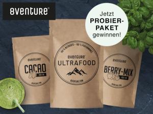 Jetzt Ultrafood-Probierpaket von 8Venture gewinnen