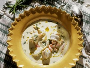 Aalsuppe auf irische Art Rezept