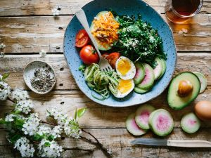 Abnehmen mit Clean Eating