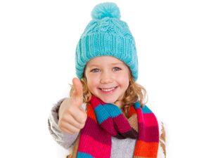 Kinder fit für den Winter machen