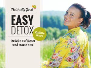 EASY DETOX: Online Kurs
