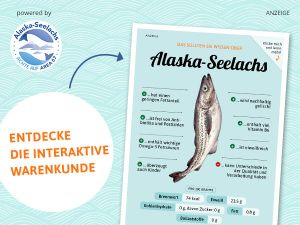 Alaska-Seelachs