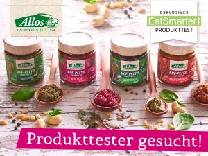 Probieren Sie den Allos Hof-Pesto Genuss als erstes!