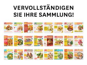 EAT SMARTER-Hefte zum Sammeln