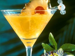 Ananas-Cocktail Rezept
