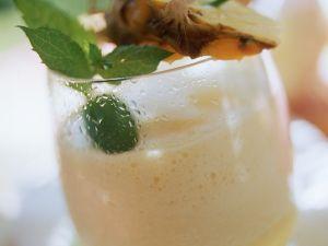 Ananas-Cocktail Rezept