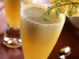 Ananas-Fenchel-Drink Rezept