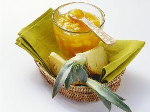 Ananas-Mango-Marmelade Rezept