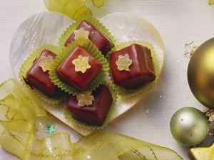Ananas-Schoko-Konfekt Rezept