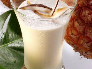 Ananas-Smoothie mit Kokosmilch Rezept