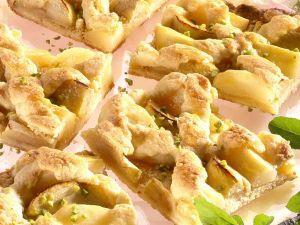 Apfel-Birnenkuchen Rezept