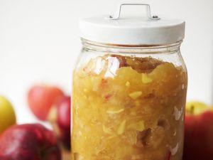 Apfel-Chutney mit Ingwer Rezept