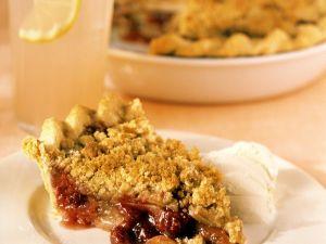 Apfel-Cranberry-Pie Rezept