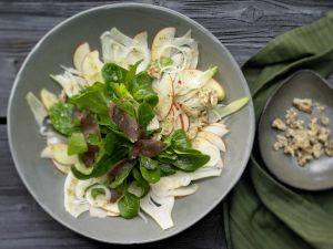 Apfel-Fenchel-Salat Rezept