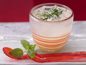 Apfel-Ingwer-Schorle Rezept