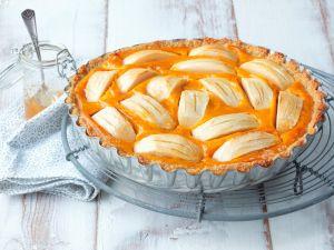Apfel-Karotten-Tarte Rezept