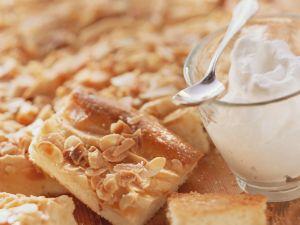 Apfel-Mandelkuchen Rezept