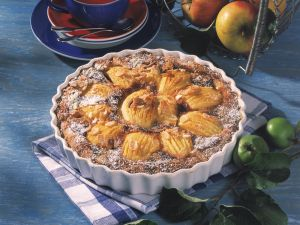 Apfel-Mascarpone-Kuchen Rezept