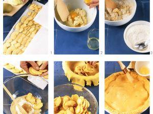 Apfel-Pie Rezept