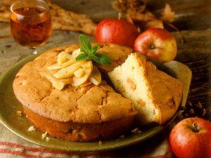Apfel-Rührkuchen Rezept