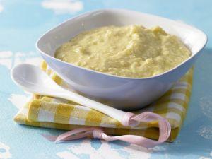 Apfel-Sanddorn-Brei mit Hirse Rezept