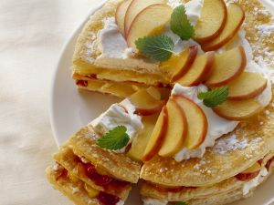Apfel-Schicht-Torte Rezept