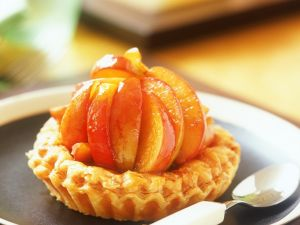 Apfel-Törtchen Rezept