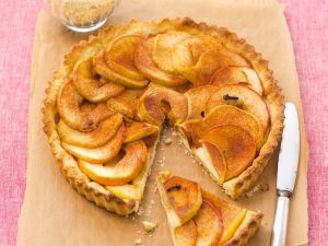 Apfel-Zimt-Tarte Rezept